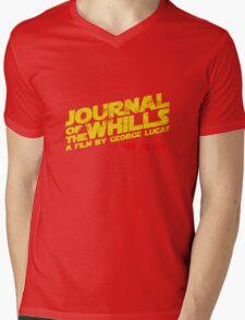 JOURNAL OF THE WHILLS 1973 Mens V-Neck T-Shirt
