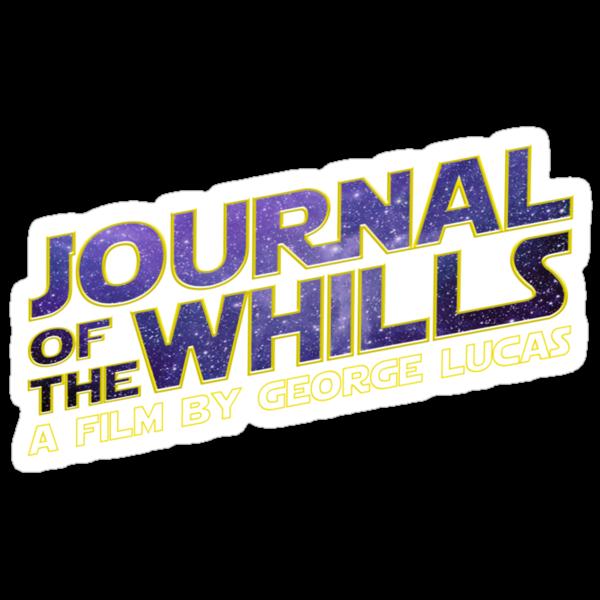 JOURNAL of the WHILLS (stars) by ideedido