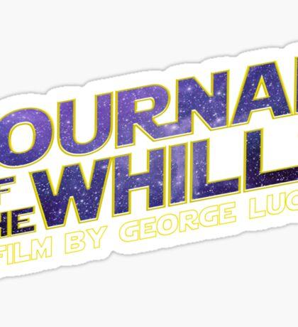 JOURNAL of the WHILLS (stars) Sticker