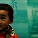 Chinese child by David Mellor