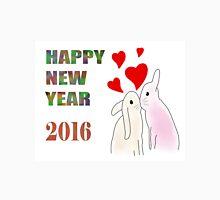 Happy New Year 2016 Unisex T-Shirt