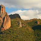 Warrumbungle Landmarks by Michael Matthews