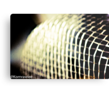 A sieve for your kitchen...Got Featured Work Metal Print