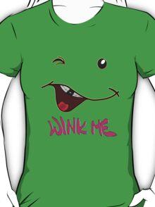 Wink Me ~ 01 T-Shirt