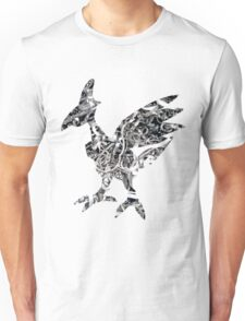 Skarmory used steel wing Unisex T-Shirt