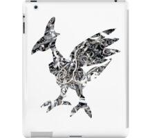 Skarmory used steel wing iPad Case/Skin