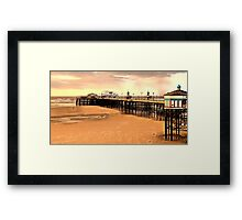 The North Pier Framed Print