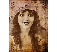 Madge Bellamy Photographic Print