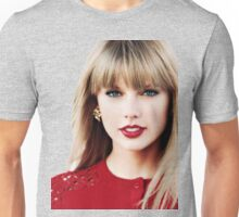 Taylor the Lady in Red  Unisex T-Shirt