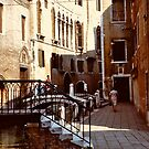 Streets in Venice by Gilberte