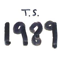 Taylor Swift 1989 Merch Photographic Print