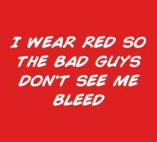 I Wear Red by zoturner