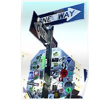 Two Way Art Directions  Poster