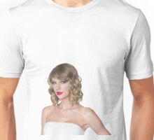 Taylor Swift Pink Red Unisex T-Shirt
