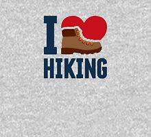 I Love Hiking Unisex T-Shirt