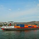 Cargo Ship by Vac1