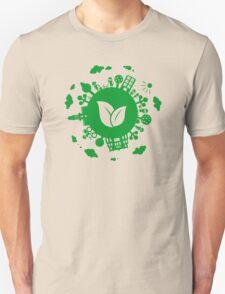 Grow (Oxfam Contest) Unisex T-Shirt