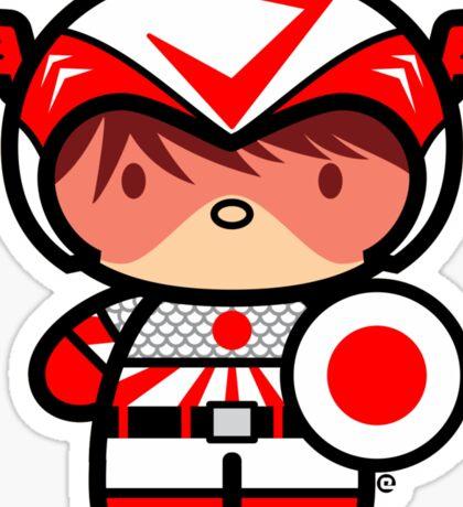 Chibi-Fi Nihon Sencho Sticker