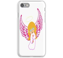 Child Angel iPhone Case iPhone Case/Skin