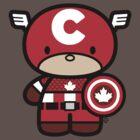 Chibi-Fi Captain Canada by Eozen