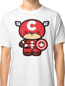 Chibi-Fi Captain Canada Classic T-Shirt