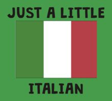 Just A Little Italian One Piece - Short Sleeve