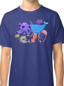 Underwater Creatures Classic T-Shirt