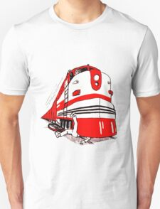 Watch for Trains T-Shirt