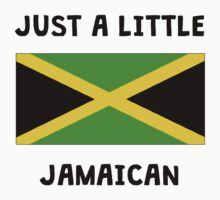 Just A Little Jamaican Baby Tee