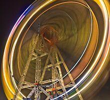 Giant Wheel @ Kumta festival..........  by Sudheerhegde