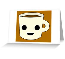 Coffee or Tea? Greeting Card