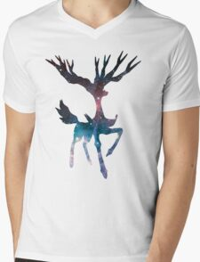 Xerneas used geomancy Mens V-Neck T-Shirt