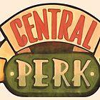 Central Perk Logo by steffirae