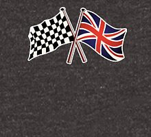 British Racing Flags Hoodie
