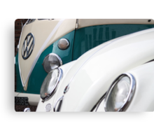 vw collection Canvas Print