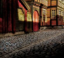 The Old Town by Erik Brede