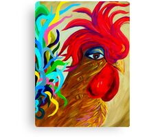 Just Plain Silly 2 Canvas Print