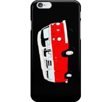 Bay Window Red White Essence (see description) iPhone Case/Skin