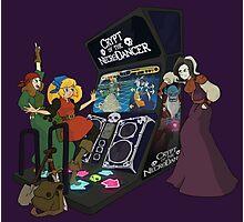 Arcade of the Necrodancer Photographic Print