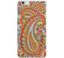 paisley iPhone Case/Skin