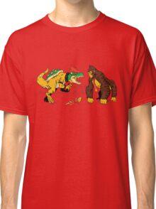 Boss vs Kong Classic T-Shirt
