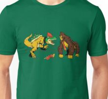 Boss vs Kong Unisex T-Shirt