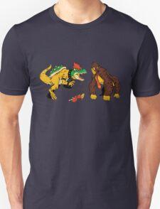 Boss vs Kong Unisex T-Shirt