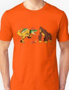 Boss vs Kong T-Shirt