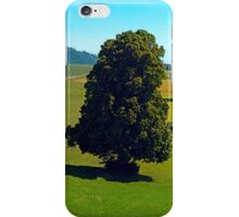 Another boring old tree iPhone Case/Skin