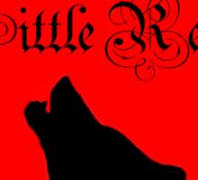 Little Reds Sticker