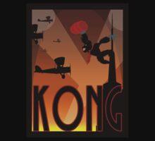 Kong by Supaflysamurai