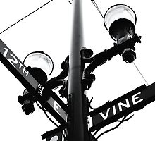 Vine and 12th - Downtown Cincinnati by Alex Baker