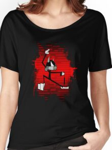Ninja cow 2 Women's Relaxed Fit T-Shirt