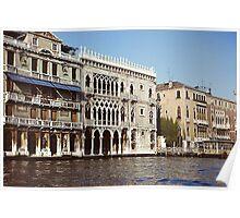 Ca d'Oro - Venezia Poster